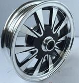 Fælg for hjul trumle bremse 1