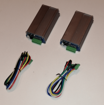 BMS Batteri balance 60V 1